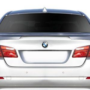 2011-2013 BMW 5 Series F10 4DR AF-3 Trunk Spoiler (PU-RIM) - 1 Piece