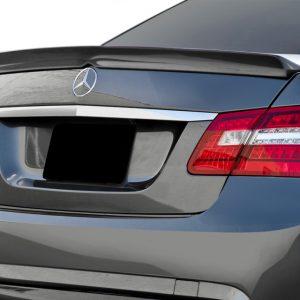 2010-2016 Mercedes E Class W212 4DR Carbon AF-3 Trunk Spoiler ( CFP ) - 1 Piece