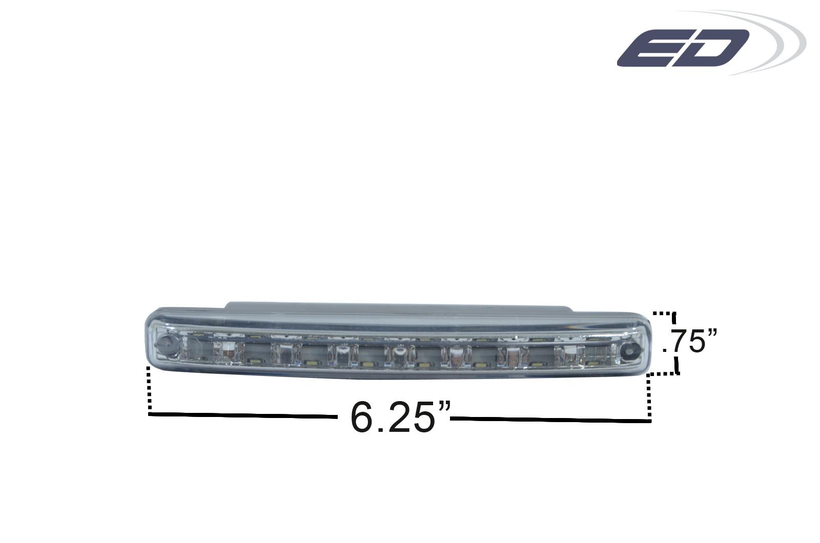Universal LED Daytime Running Light 1 - 2 Piece