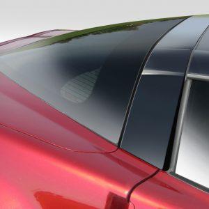 2005-2013 Chevrolet Corvette C6 Duraflex Stingray Look Halo - 1 Piece