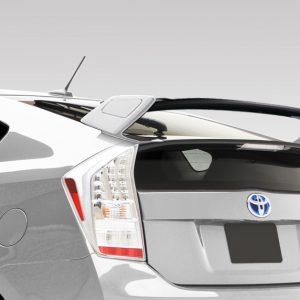 2010-2015 Toyota Prius Duraflex TK-R Trunk Lid Rear Wing Spoiler - 1 Piece