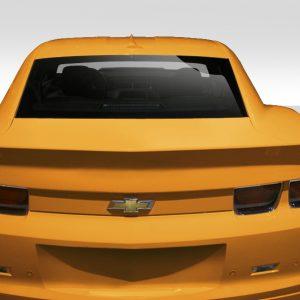 2010-2013 Chevrolet Camaro Duraflex GM-X Wing Trunk Lid Spoiler - 3 Piece