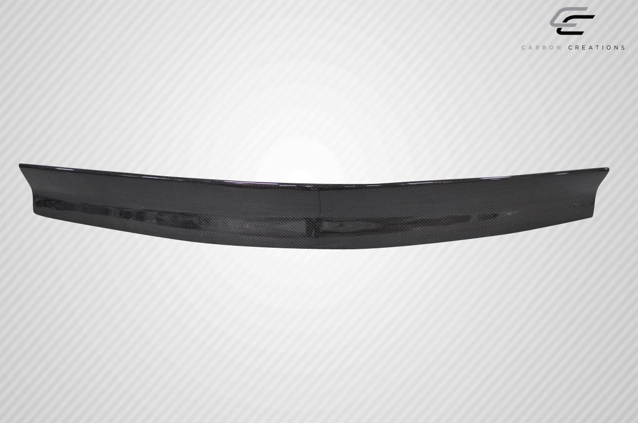 2010-2013 Chevrolet Camaro Carbon Creations GM-X Wing Trunk Lid Spoiler - 3 Piece