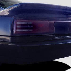1986-1992 Toyota Supra Duraflex Bomber Wing Trunk Lid Spoiler - 1 Piece
