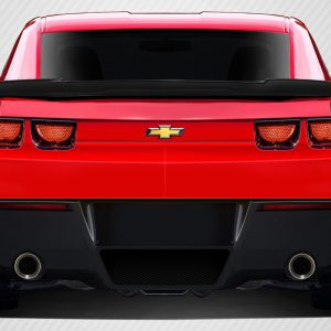 2010-2013 Chevrolet Camaro Carbon Creations Stingray Z Look Rear Wing Trunk Lid Spoiler - 2 Piece