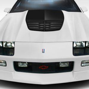 1982-1992 Chevrolet Camaro Duraflex Stingray Z Hood- 1 Piece