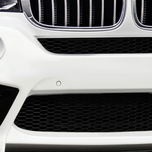 2014-2018 BMW X5 F15 AF-1 Wide Body Front Bumper Air Intake ( GFK ) - 2 Piece