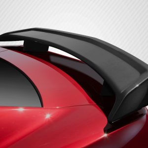 2010-2013 Chevrolet Camaro Carbon Creations High Wing Trunk Lid Spoiler - 1 Piece
