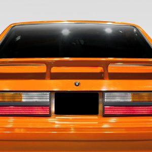1979-1993 Ford Mustang Hatchback Duraflex Cobra Look Rear Wing Spoiler - 1 Piece