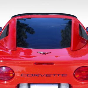 1997-2004 Chevrolet Corvette C5 Duraflex Stingray Look Window Rails - 2 Piece