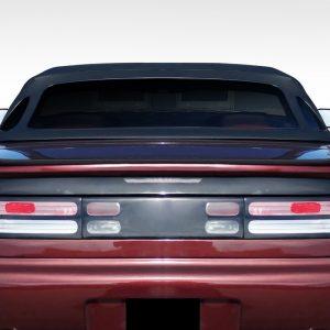 1990-1996 Nissan 300ZX Z32 Duraflex Twin Turbo Look Wing Spoiler - 1 Piece