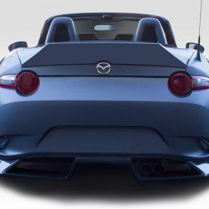 2016-2018 Mazda Miata Duraflex Circuit Rear Wing Spoiler - 1 Piece