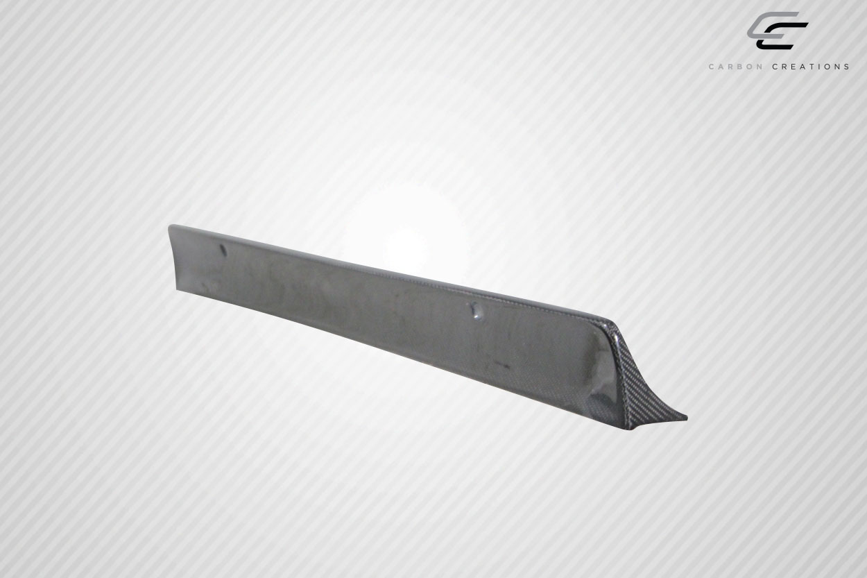 1984-1991 BMW 3 Series E30 Carbon Creations DriTech TKO Rear Wing Spoiler - 1 Piece