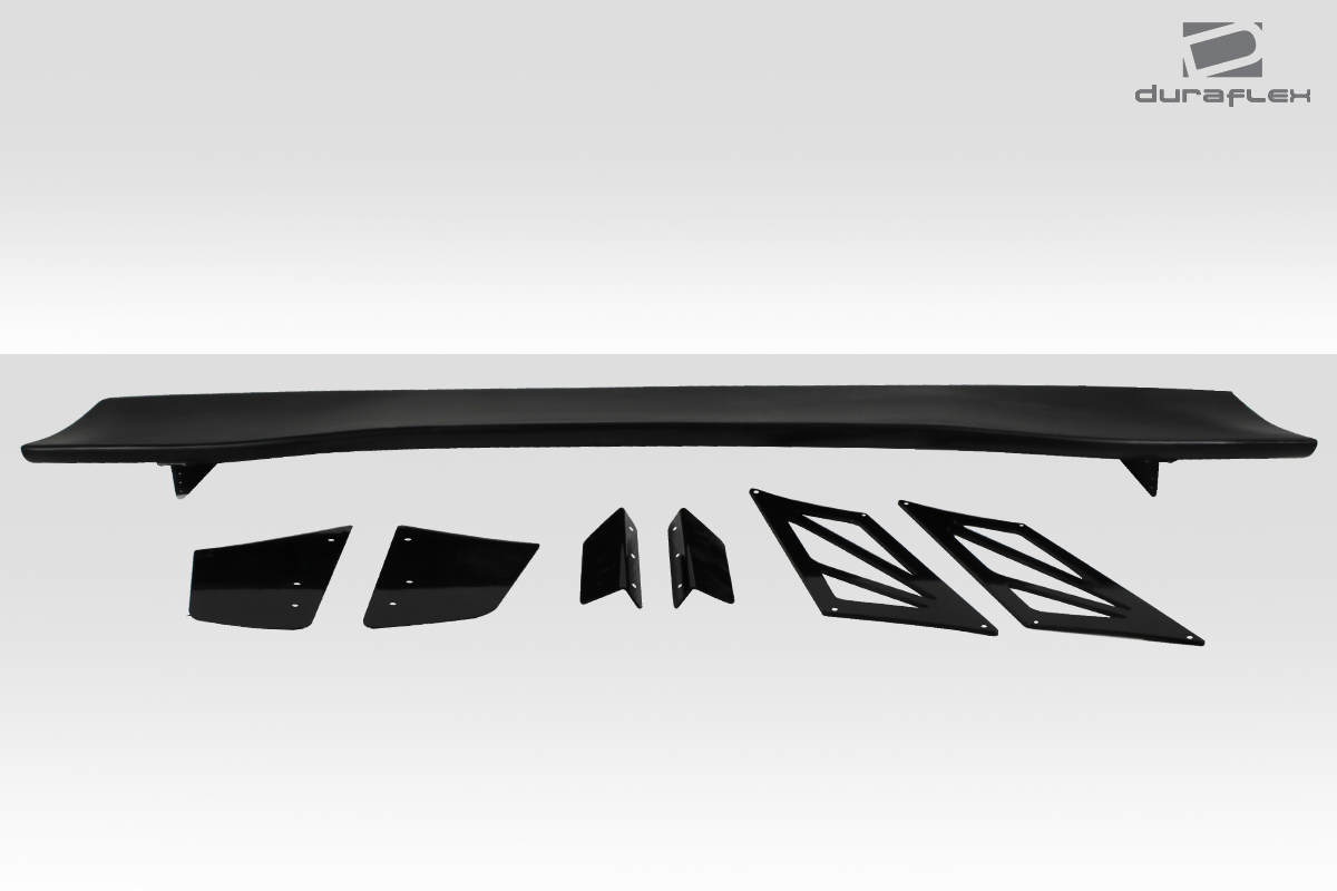 "Universal 70"" Duraflex VRX V1 Tall Wing Complete Kit - 9 Piece"