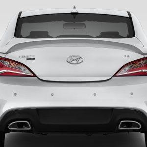 2010-2016 Hyundai Genesis Coupe 2DR Duraflex MSR Rear Wing Spoiler - 1 Piece