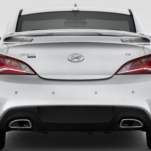 2010-2016 Hyundai Genesis Coupe 2DR Duraflex SQX Rear Wing Spoiler - 1 Piece