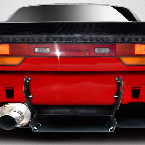 1989-1994 Nissan 240SX S13 HB Carbon Creations RBS Rear Wing Spoiler -1 Piece