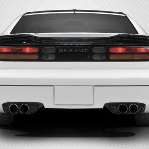 1990-1996 Nissan 300ZX Z32 Carbon Creations TZ-3 Rear Wing Spoiler - 1 Piece
