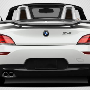 2009-2016 BMW Z4 E89 Carbon Creations TKR Rear Wing Spoiler - 1 Piece