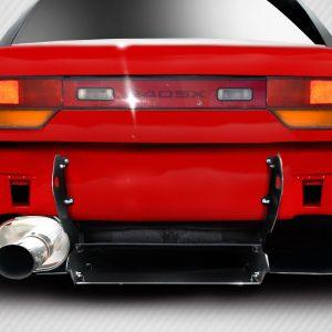 1989-1994 Nissan 240SX S13 HB Carbon Creations RBS V3 Rear Diffuser -1 Piece