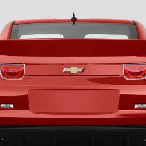 2010-2013 Chevrolet Camaro Duraflex Z28 Look Wing Spoiler - 1 Piece