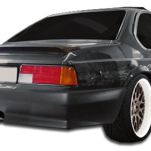 1976-1989 BMW 6 Series E24 2DR Duraflex ZR-S Rear Bumper Cover - 1 Piece