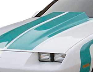 1982-1992 Chevrolet Camaro Duraflex Cowl Hood - 1 Piece