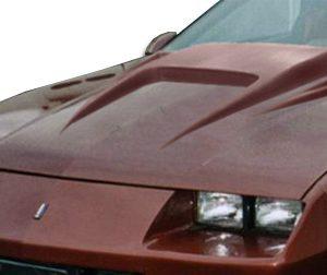 1982-1992 Chevrolet Camaro Duraflex Spyder 3 Hood - 1 Piece