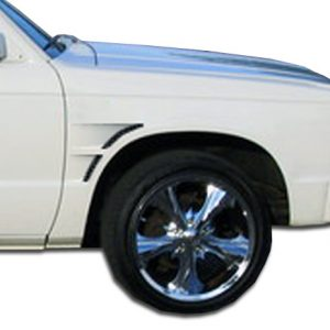 1982-1993 Chevrolet S-10 Blazer GMC Jimmy Duraflex GT Concept Fenders - 2 Piece