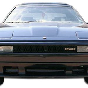 1982-1986 Toyota Supra Duraflex F-1 Front Lip Under Spoiler Air Dam - 1 Piece