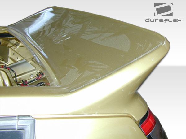 1984-1987 Toyota Corolla HB Duraflex Wangan Wing Trunk Lid Spoiler - 1 Piece