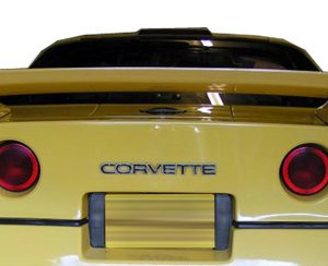 1984-1990 Chevrolet Corvette C4 Duraflex C-Force Wing Trunk Lid Spoiler - 1 Piece