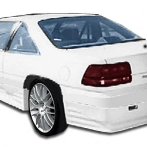 1988-1991 Pontiac Grand Prix Duraflex Racer Rear Lip Under Spoiler Air Dam - 1 Piece (Overstock)