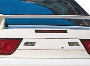 1989-1994 Nissan 240SX S13 HB Duraflex Type X Wing Trunk Lid Spoiler - 1 Piece