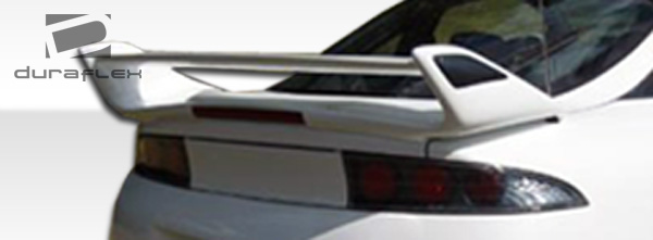 1995-1999 Mitsubishi Eclipse Eagle Talon Duraflex GT-R Wing Trunk Lid Spoiler - 1 Piece