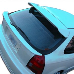 1996-2000 Honda Civic HB Duraflex Type R Roof Window Wing Spoiler - 1 Piece