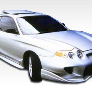 2000-2001 Hyundai Tiburon Duraflex Vader 2 Sideskirts - 2 Piece (S)