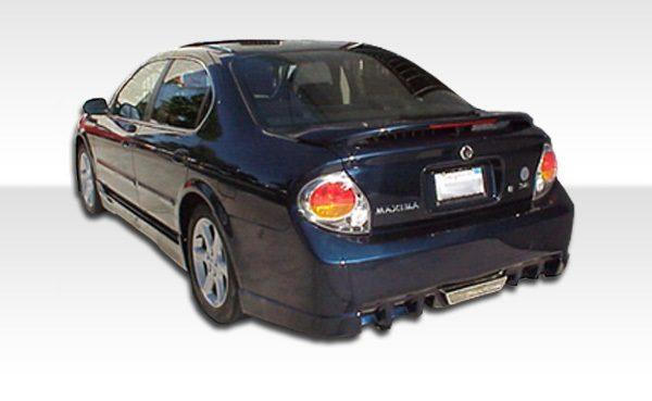 2000-2003 Nissan Maxima Duraflex Evo 5 Rear Bumper Cover - 1 Piece (S)