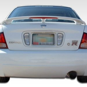 2000-2003 Nissan Sentra Duraflex B-2 Rear Bumper Cover - 1 Piece (S)