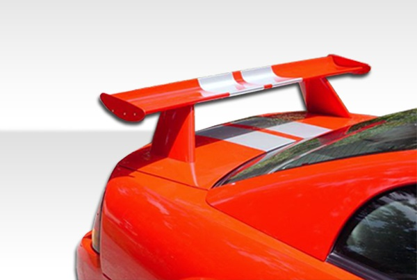 Universal Duraflex Cobra R Wing Trunk Lid Spoiler - 1 Piece