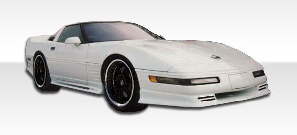 1984-1990 Chevrolet Corvette C4 Duraflex GTO Front Lip Under Spoiler Air Dam - 1 Piece