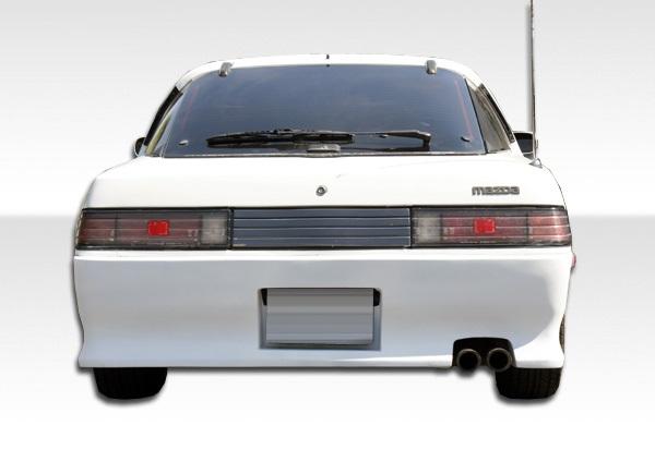 1979-1985 Mazda RX-7 Duraflex GP-1 Rear Bumper Cover - 1 Piece