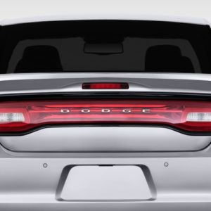 2011-2014 Dodge Charger Duraflex Circuit Rear Wing Trunk Lid Spoiler - 3 Piece