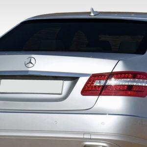 2010-2016 Mercedes E Class W212 Duraflex LR-S Roof Wing Spoiler - 1 Piece (S)