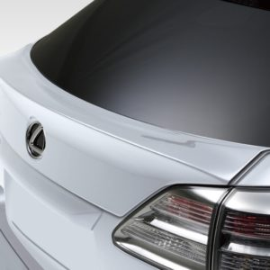 2010-2015 Lexus RX Series RX350 RX450 Duraflex W-1 Rear Wing Trunk Lid Spoiler - 1 Piece (S)