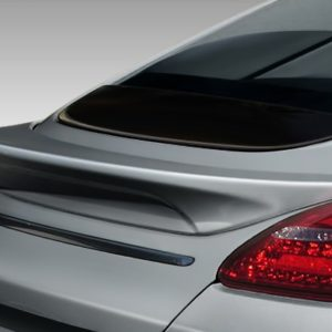 2010-2013 Porsche Panamera Eros Version 2 Rear Wing Trunk Lid Spoiler - 1 Piece