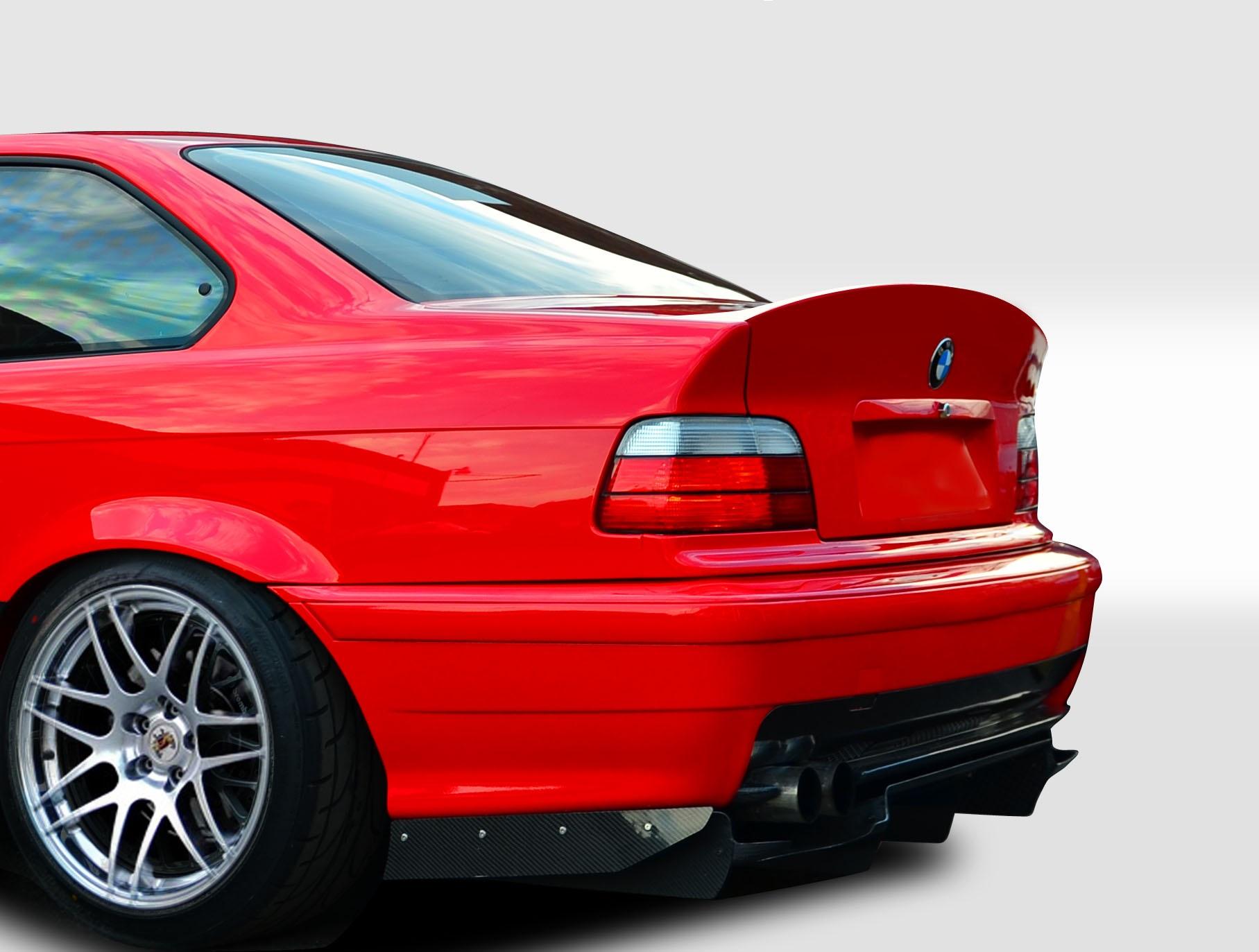1992-1998 BMW 3 Series M3 E36 2DR Duraflex CSL Look Trunk- 1 Piece (S)