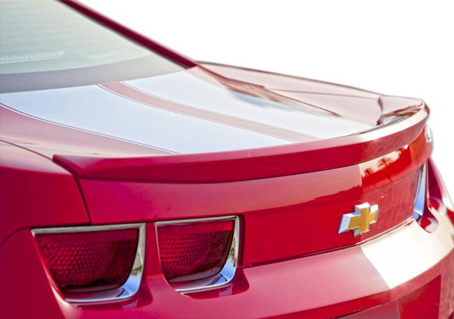 2010-2013 Chevrolet Camaro Duraflex SS Wing Trunk Lid Spoiler - 1 Piece (S)