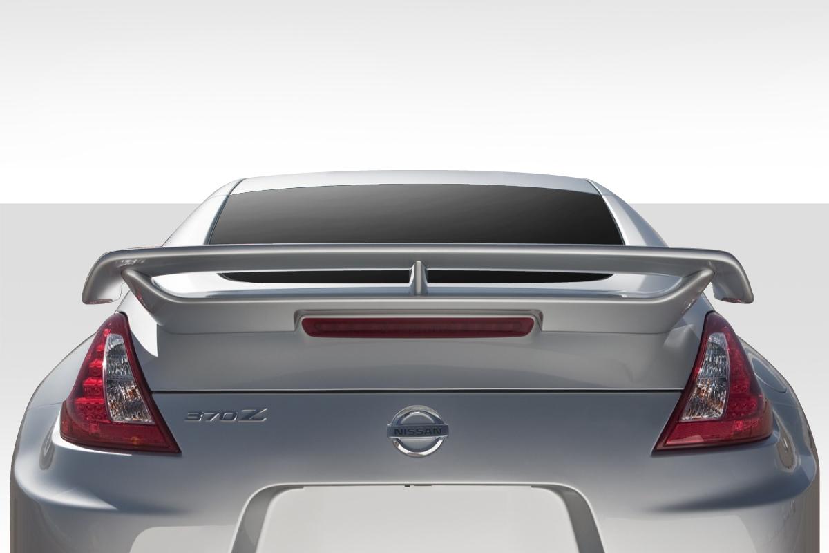 2009-2020 Nissan 370Z Z34 Duraflex N-4 Rear Trunk Wing Spoiler - 1 Piece