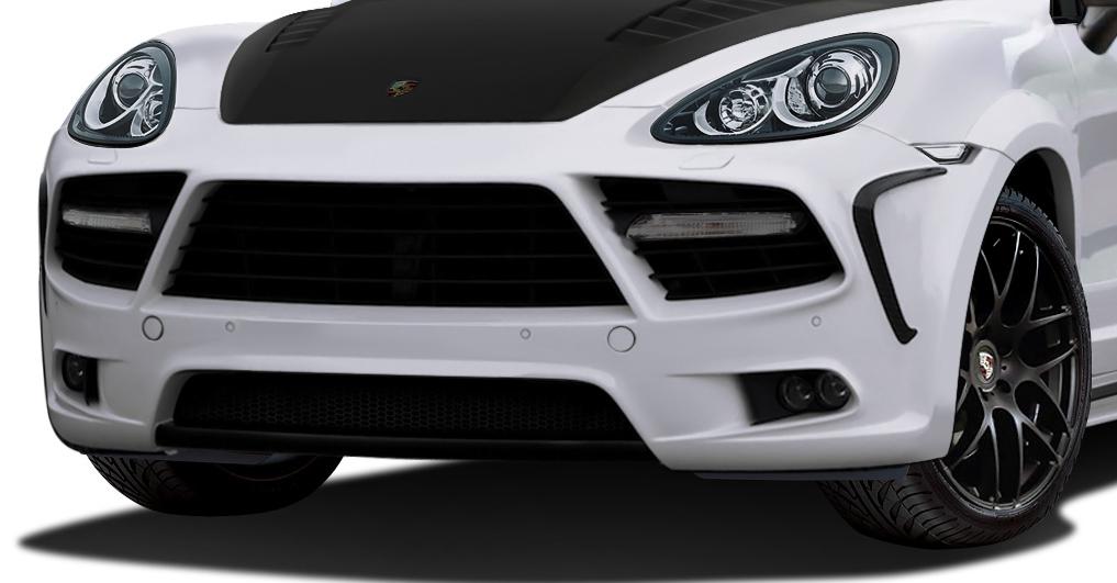 2011-2014 Porsche Cayenne AF-4 Fog Lights - 4 Piece (S)